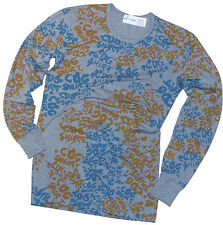 COMME des GARCONS SHIRT LONG SLEEVE COTTON T-SHIRT / TOP RARE SZ- M - fitted NWT