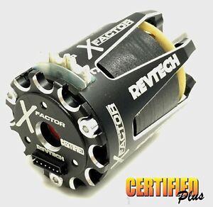Trinity Revtech X Factor Certified Plus Off-Road Brushless Motor 13.5T REV1101XO
