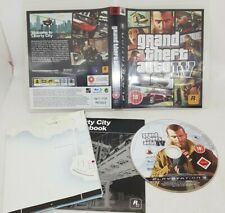 Grand Theft Auto IV GTA 4 Playstation 3 PS3 EXCELLENT FAST & FREE