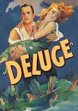 NEW! DELUGE - DVD - PEGGY SHANNON - SIDNEY BLACKMER - LOIS WILSON