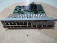 HP ProCurve Switch XL 16 Port 10/100/1000 Module - J4907A - GIG-T/GBIC