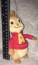 Plush Stuffed Ty Alvin The Chipmunk