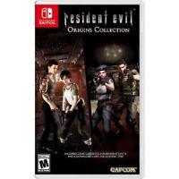 Capcom Resident Evil Origins Collection - Nintendo Switch