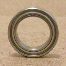 5/32 inch bore. Radial Ball Bearing.Metal.(5/32 x 5/16 x 1/8). Lowest Friction
