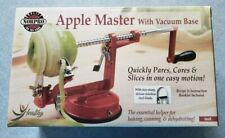 Norpro Apple Master: Apple Peeler - Corer and Slicer - with Vacuum Base & Clamp