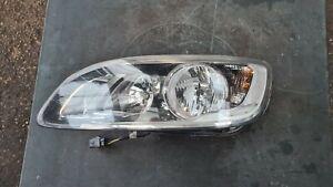 VOLVO V60 2010 - 2014 PASSENGER SIDE HEADLIGHT LAMP 31420117