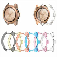Thin PC Hard Protection Bumper Full Case Cover for Samsung Galaxy Watch 42/46mm