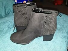 Size 3 Wide Fit NEW LOOK Black Boots AUTUMN