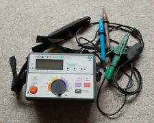 KewTech KT60 combi tester with anti trip technology Loop PSC RCD calibrated