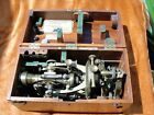 Rare Antique Brass English Theodolite by Cooke Troughton & Simms LTD.