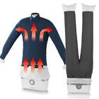 Automatischer Hemdenbügler mit Hosenaufsatz Bügelautomat Bügelstation Blusen Neu