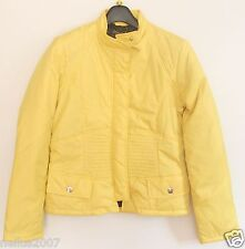 BNWT Freesoul Zip up Sunflower Yellow Ghost Style Jacket Coat XS
