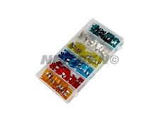 NEILSEN AUTOMOTIVE CAR STANDARD BLADE FUSE ASSORTMENT SET BOX 120 PIECE 5 - 30 A