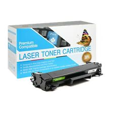 TN730 / TN760 Toner for Brother MFC-L2710DW / 2750DW (Black,1 Pack,with Chip)