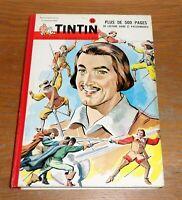 HERGE Reliure du Journal de TINTIN N°65 du 15 Novembre 1964