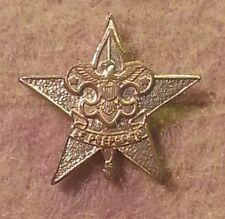 BOY SCOUT STAR RANK PARENT PIN RECOGNITION AWARD  A00257