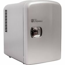 Compact Refrigerator for Drinks or Small Items Portable for Dorm Rooms