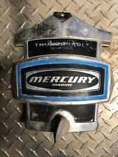 Mercury Medallion Front Cowling Cover circa Thunderbolt 5642A5 50HP 500