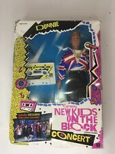 Collectibles New Kids On the Block In Concert Fashion Figure Donnie Doll Hasbro
