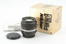 Excellent+ Nikon Ai-s 85mm F/2 W/Box From Japan!! 95389
