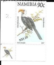 Namibia Birds and Animals