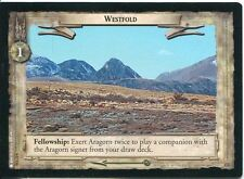 Lord Of The Rings CCG Card EoF 6.U116 Westfold