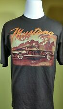 MUSTANG t- shirt Ford, fast cars, hot rods muscle cars XL Extra Large