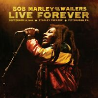 Bob Marley - Live Forever: Stanley Theatre Pittsburgh Pa Septem [New C