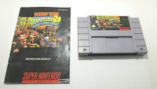 AUTHENTIC Donkey Kong Country 2: Diddy's Kong Quest Super Nintendo + Manual