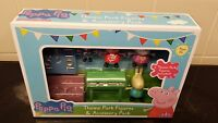 Peppa pig figures and accessories rebecca suzy and peppa