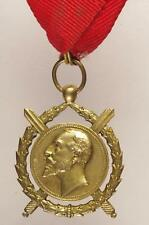 The WWI Bulgaria Order Of Merit.