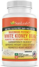Weight Loss Keto Diet Carb Blocker and Fat Absorber US White Kidney Bean Extract