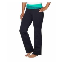 Kirkland Signature Women's Full Length Stretch Yoga Athletic Pant, Small