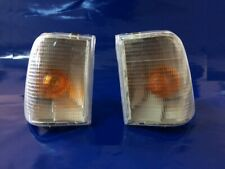 Ford Cortina TF Mk 5 Ghia Taunus Sedan Clear Turn signal Lens LH and RH  1982-90