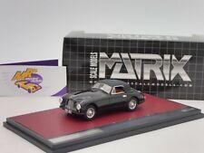 Matrix MX40108-052 # Aston Martin DB2 Vantage DHC Closed Bj. 1951 schwarz 1:43