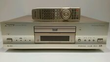 Pioneer dv-737 dv737 Lecteur de DVD high-end lecteur CD + FB 12 Mois Garantie
