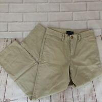 Polo By Ralph Lauren Boys Size 12 Khakis Chino Dress Pants School Uniform