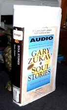 Soul Stories by Gary Zukav Unabridged Audiobook Cassettes