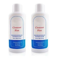 Professional Nail Polish Gel Cleaner Nail Art Remover Gel UV Cleaner Plus