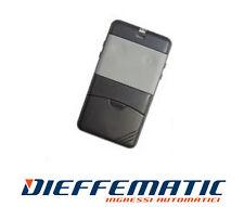 TELECOMANDO RADIOCOMANDO TRASMETTITORE CARDIN S435 TX2 ORIGINALE 433.92
