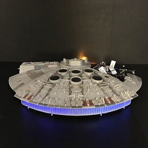 Star Wars Legacy Millennium Falcon Electronic Thruster Lights & Sound for Custom