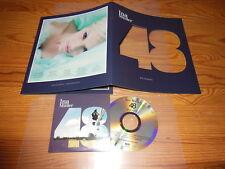 INA MÜLLER - 48 / LIMITED-CD + 8 SEITIGES PRESSE-HEFT 2013
