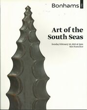 BONHAMS OCEANIC TRIBAL ART Australia Indonesia Melanesia Polynesia Catalog 2013
