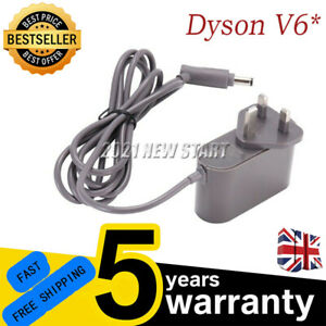 New Battery Charger Power Cable Plug Dyson V6 V7 V8 Vacuum Cleaner hoover STOCK