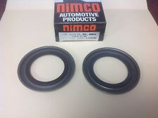 NORS FRONT WHEEL SEALS 1965-1993 GM CHEVROLET OLDS PONTIAC BUICK GMC 8871