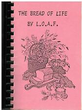 *WASHINGTON IA 1987 BREAD OF LIFE BY LOAF COOKBOOK *MARION AVENUE BAPTIST CHURCH