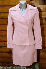 luxueux tailleur jupe rose classe bcbg DOLCE & GABBANA T 36 satisfait/remboursé