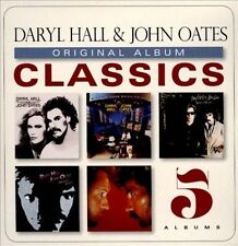 Original Album Classics [Box Set] [Box] by Daryl Hall & John Oates (CD, Jun-2013, 5 Discs, Sony Legacy)