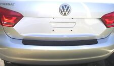 REAR BUMPER SURFACE COVER PROTECTOR FITS 2012 12 15 2015 VOLKSWAGEN VW PASSAT