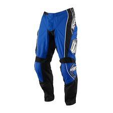 New Shift Youth Kids Assault Pants Blue Waist 28 04323 Motorcycle Motorcross